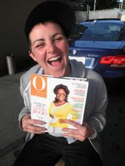 Oprah Magazine Lover