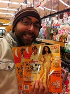 Oprah Winfrey New Year