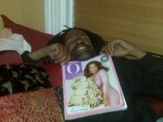 Oprah OWN Magazine
