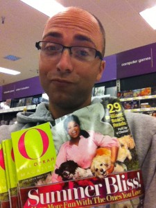 Oprah Fan Photo