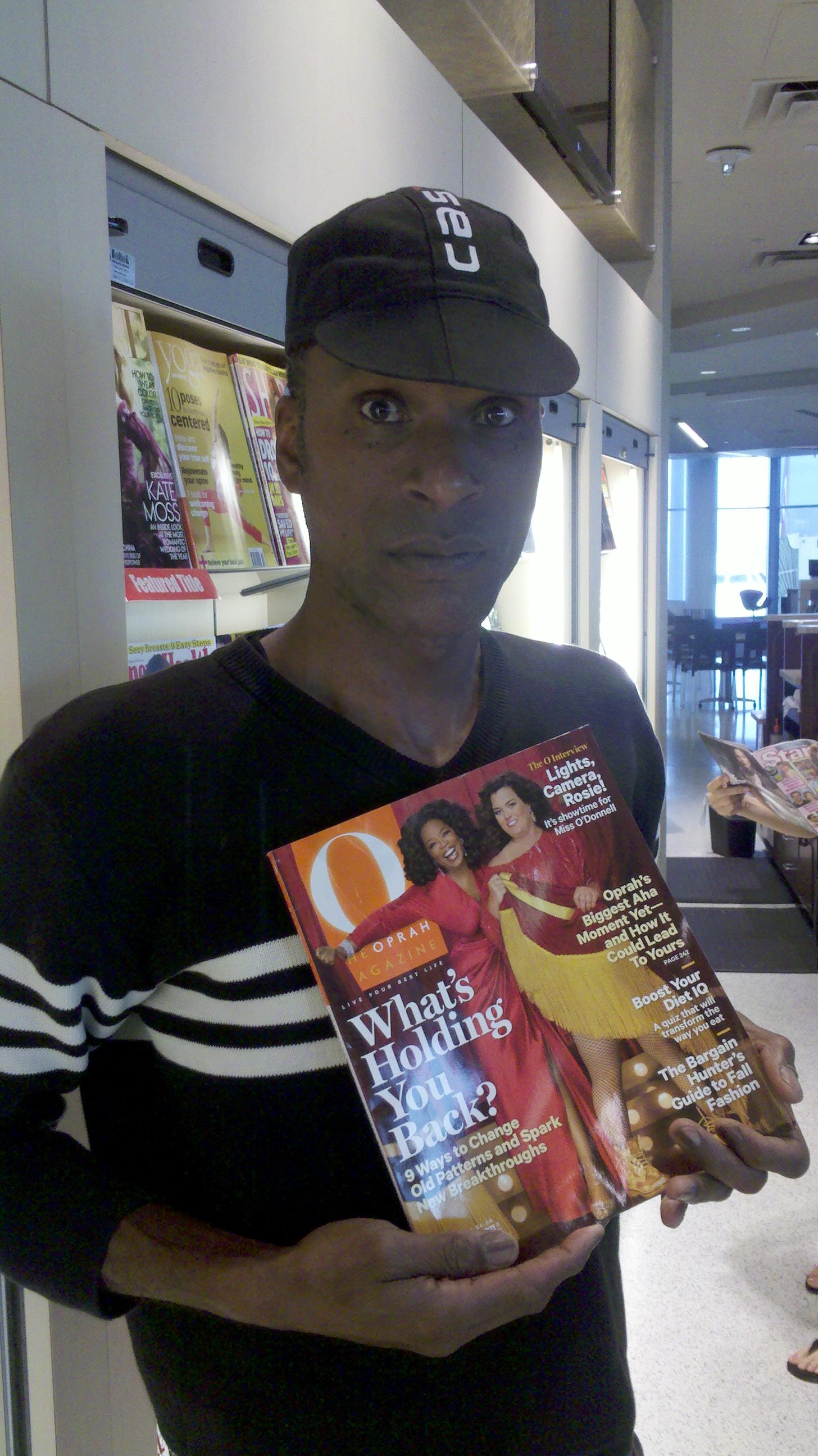Oprah Winfrey Magazine