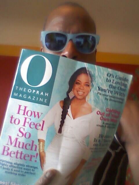 Oprah Winfrey Network Magazine