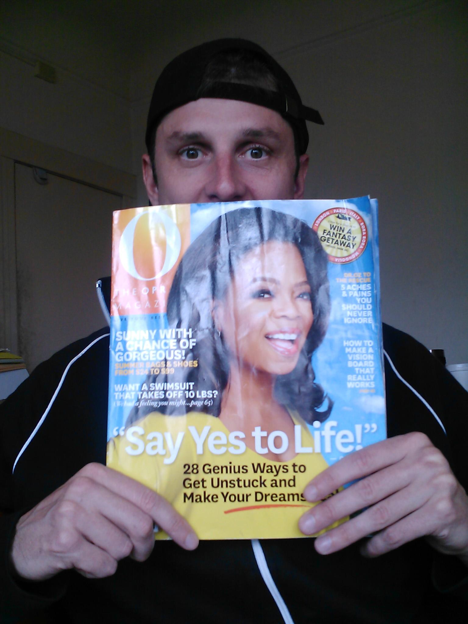 Oprah Winfrey Show Fan