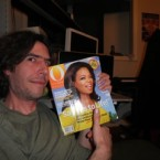 Oprah Winfrey Sho Party - Fan Photo