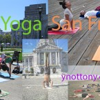 African American Yoga Teacher Tony Eason teachers Free Yoga Classes San Francisco