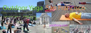 African American Yoga Teacher Tony Eason teachers Free Yoga Classes San Francisco