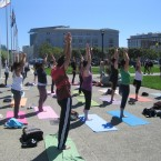 Outdoor Yoga Classes SF