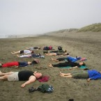 Savasana Pose San Francisco