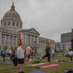 Outdoor Yoga | San Francisco