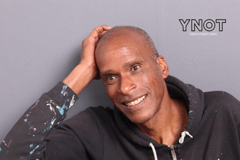 Black Yoga Teacher, Tony Eason in San Francisco