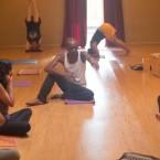 Sirsasana Demostration | Yoga Tree