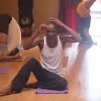 Sirsasana Demo | Yoga Tree