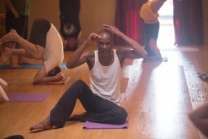Sirsasana Demo   Yoga Tree