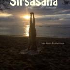 Woman doing Sirsasana Yoga Pose