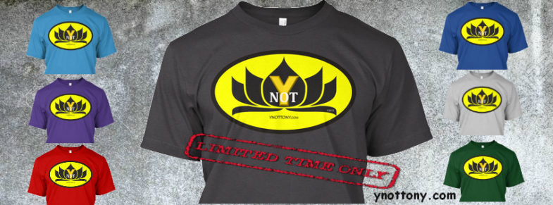 Ynot T-shirt Sale | Superhero T-shirt