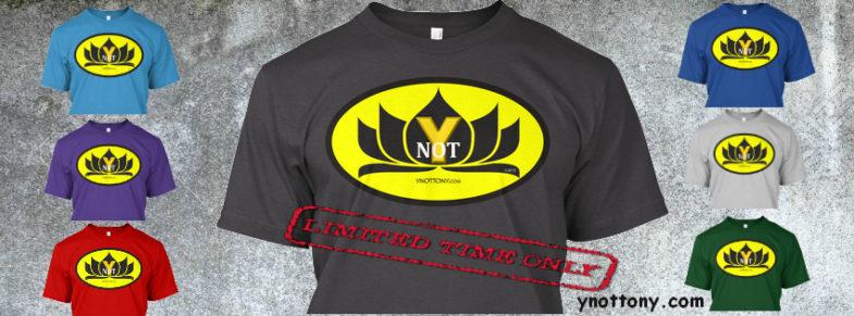 Superhero Tshirt on Black Friday