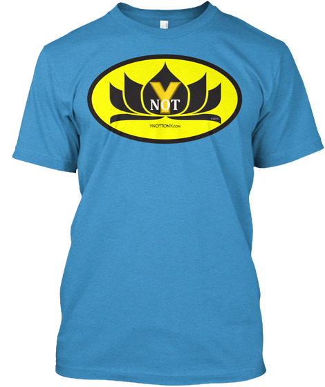 Ynot T-shirt Blue| Batman Superhero Style in Blue