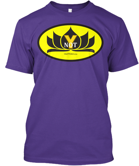Ynot T-shirt Sale | Batman Style in Purple