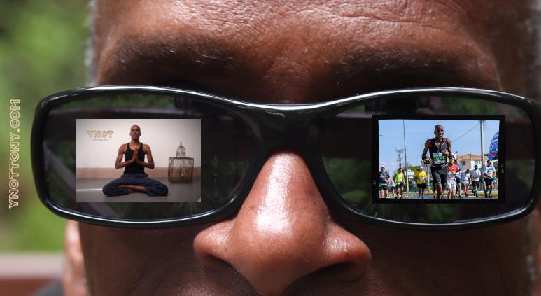 Athlete, Yoga Teacher, Tony Eason