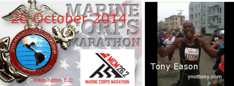 US Marine Corps Marathon