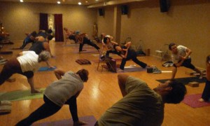 Yoga Class Castro Distict San Francisco
