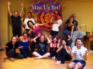 Yoga Tree San Francisco Yoga Class