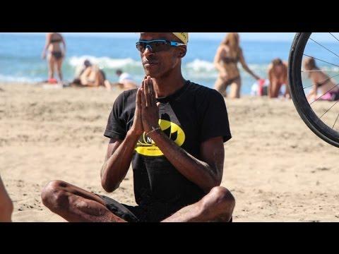Iyengar Yoga Institute Graduate, Tony Eason