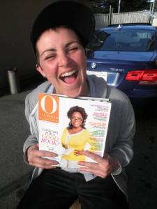 Oprah Winfrey Mag