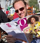 Oprah Winfrey Invitationn