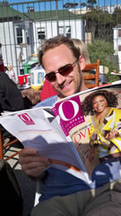 Oprah Winfrey Invitationn