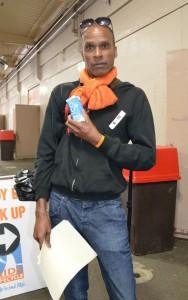 AIDS/Lifecycle Cyclist, Tony Eason