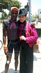 AIDS/Lifecycle Supporter Richie Lillard