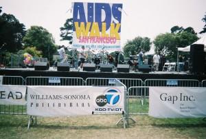 San Francisco AIDS Walk 2005