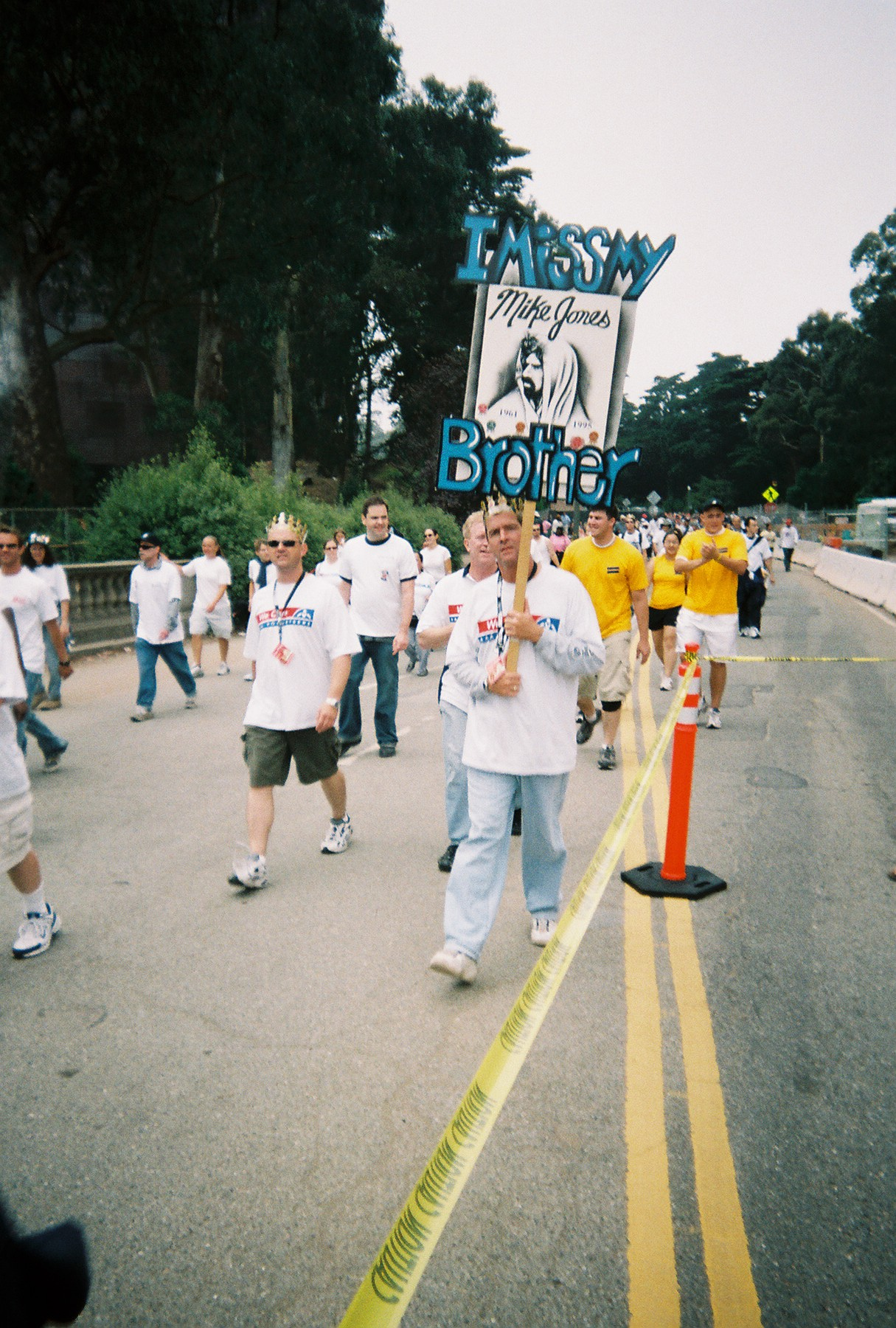 San  Francisco AIDS Walk 2005