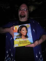 Oprah Invitation