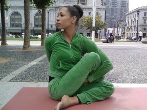 Women in Yoga