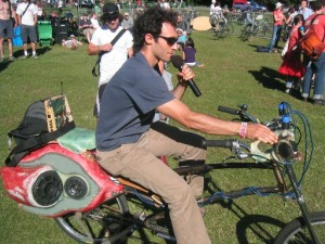 Mc Fossil Fuel - Tour De Fat 2007