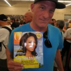 Oprah Winfrey Fan - Cow Palace, San Francisco,