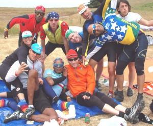 AIDS Ride - Bike Photos
