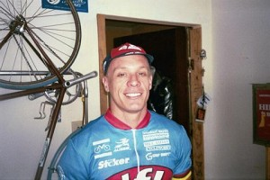 Cycling Mentor & Friend - AIDSLifeCycle Cyclist 6877 - Kyle Rich