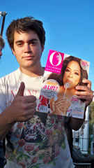 O Magazine Fan