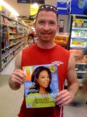 Oprah Gail Winfrey Fan
