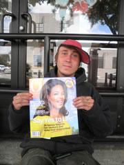 Oprah Winfrey Fan - Berkeley