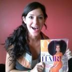 Oprah Winfrey Magazine - Afro