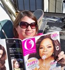Oprah Magazine Fan