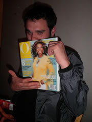 Oprah Magazine Reader
