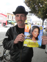 Oprah Magazine - San Francisco