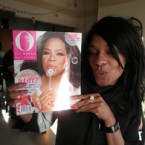 Oprah Winfrey Mag Fan
