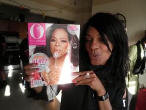 Oprah Winfrey Mag Fan