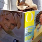 Oprah Winfrey magazine 2012